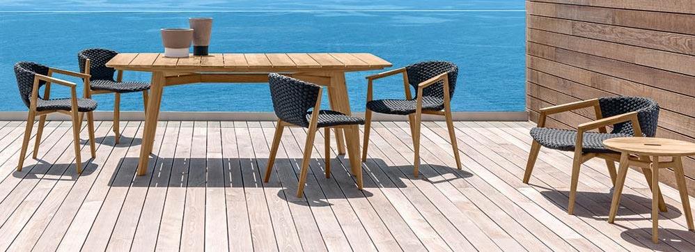ethimo gartenm bel von villa schmidt in hamburg hochwertige outdoor m bel kollektionen. Black Bedroom Furniture Sets. Home Design Ideas
